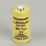 Bateria 3,0v - BR 2-3A